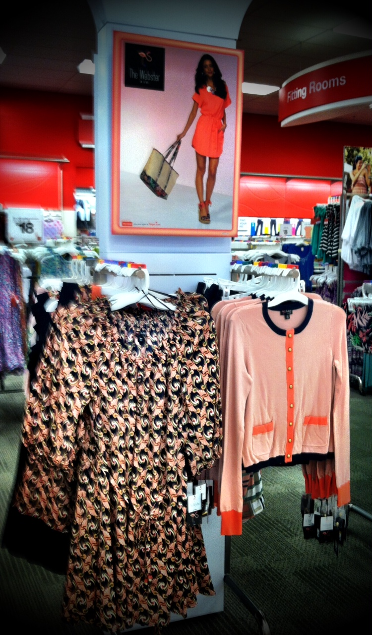 Look: First The Webster at Target recommend to wear in everyday in 2019